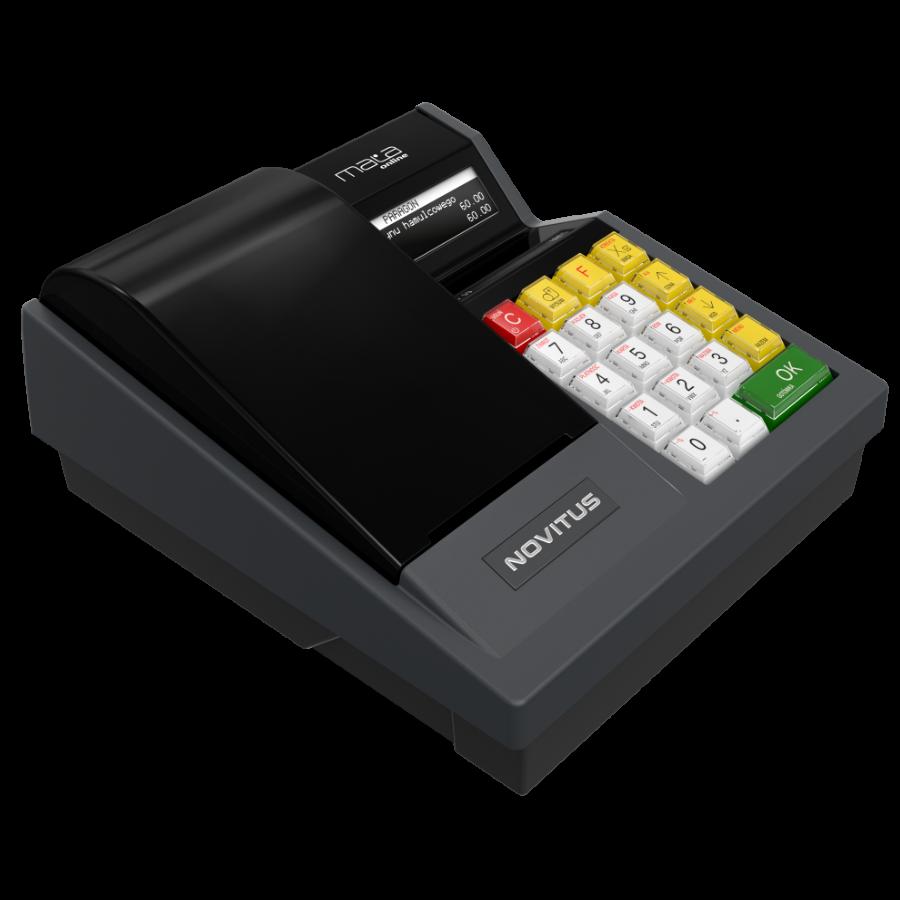 Doskonała kasa fiskalna do sprzedaży stacjonarnej. Wersja: kasa fiskalna online wifi. Może pracować jako kasa fiskalna z terminalem. Współpracuje z szufladą lub z wagą.