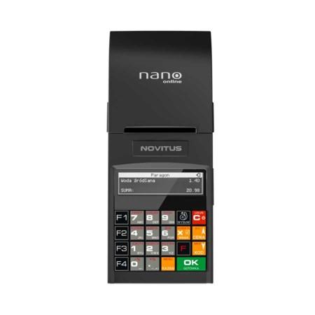 Kasa fiskalna Novitus nano Online