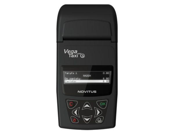 Novitus Vega Taxi E - najnowszy model, koszyk